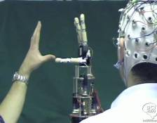 Two-Dimensional Control of a Robotic Arm